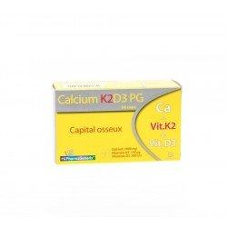Calcium k2 d3 pg capsules 60