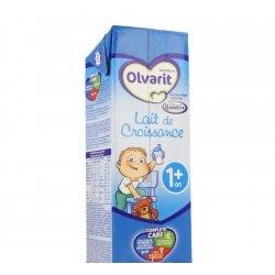 Olvarit lait croissance +1ans 1l