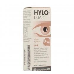 Ursapharm Hylo-Dual Collyre Hydratant 10ml