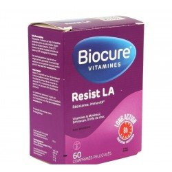 Biocure resist la    comp pell. 60