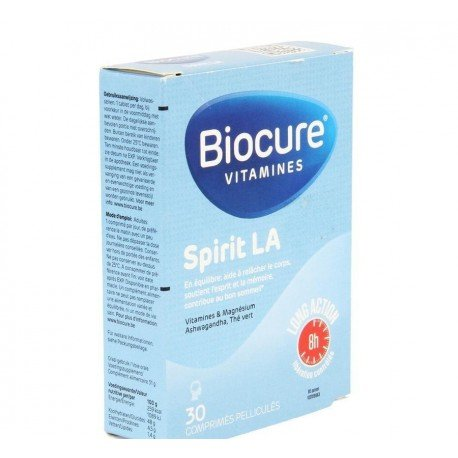 Biocure spirit la comp pell. 30