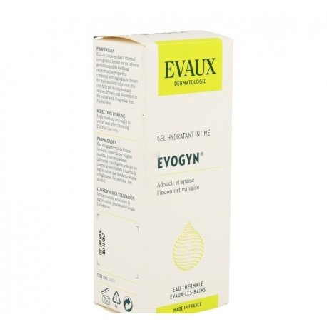 Evogyn gel intime tube 50ml