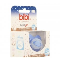 Bibi sucette glow basic care 0- 6m