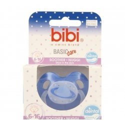 Bibi sucette glow basic care 6-16m