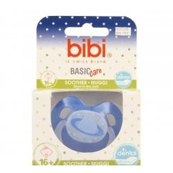 Bibi sucette glow basic care +16m