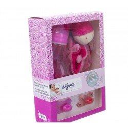 Difrax set cadeau bebe fille