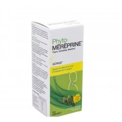 Phyto-Méréprine Gorge Sirop 150ml