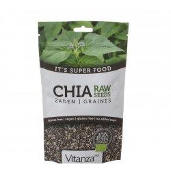 Vitanza hq superfood chia raw seeds    200g