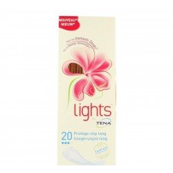 Lights by tena liner long 20