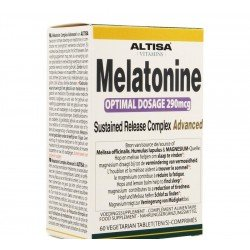 Altisa melatonine complex tr comp 60