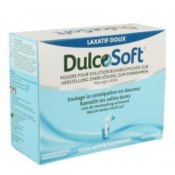 Dulcosoft Soulage Constipation 20 sachets