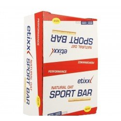 Etixx oat bar sweet&salty 12x55g