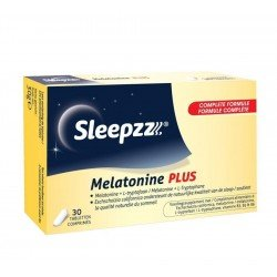 Sleepzz melatonine forte comp 30