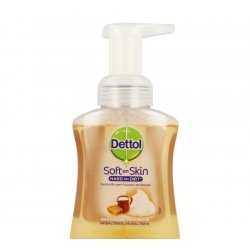 Dettol healthy touch mss gel lav. lait-miel 250ml