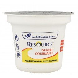 Resource dessert gourmand vanilla 4x125g 12314815