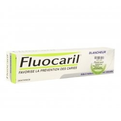 Fluocaril dentifrice blanc. 125ml