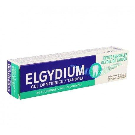 Elgydium gel dentifrice dents sensibles nf    75ml