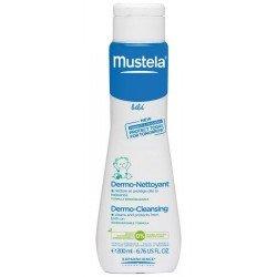 Mustela Bébé Dermo Nettoyant Liquide 200ml