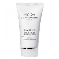 Institut Esthederm Osmoclean Crème visage douce désincrustant 75ml