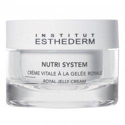Institut Esthederm Nutri System Crème Vitale Gelée Royale pot 50ml