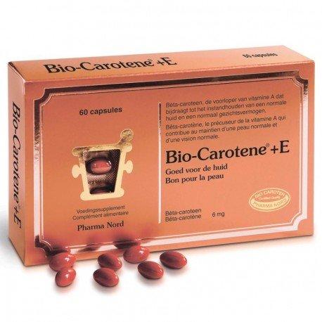 Pharma Nord Bio Carotène + E 60 capsules