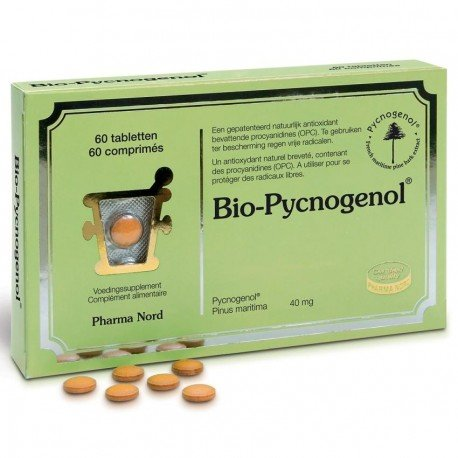 Pharma Nord Bio-Pycnogenol 60 comp