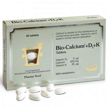 Pharma Nord Bio-Calcium + D3 60 comp