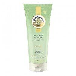 Roger & Gallet Thé vert gel bain douche parfumé 200ml