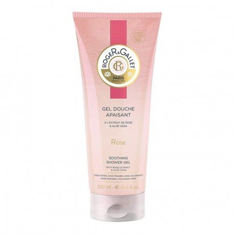 Roger & Gallet Rose Gel bain Douche 200ml