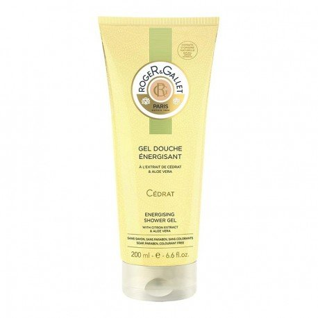 Roger & Gallet Cédrat gel bain douche 200ml