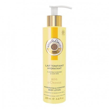Roger & Gallet Bois d'orange lait sorbet tonifiant hydratant corps 200ml