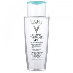 Vichy Pureté Thermale 3 en 1 Solution Micellaire Démaquillante 200ml
