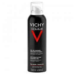 Vichy Homme gel de rasage anti-irritations 150ml