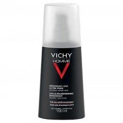 Vichy Homme deo vaporisateur ultra-frais 100ml