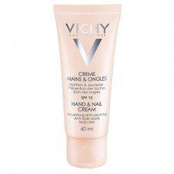 Vichy Idéal Body Crème Mains et Ongles SPF15 40ml