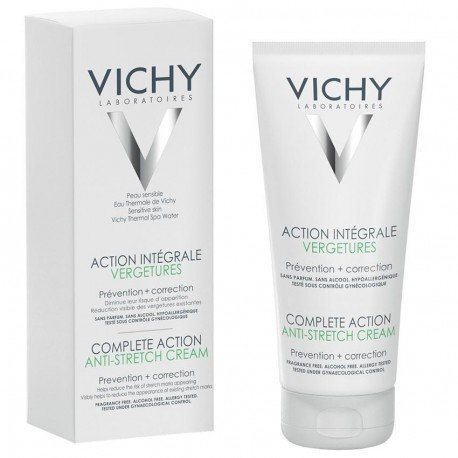Vichy Soin corps action integrale vergetures 200ml