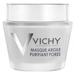 Vichy Masque pot 75ml argile purifiant pores
