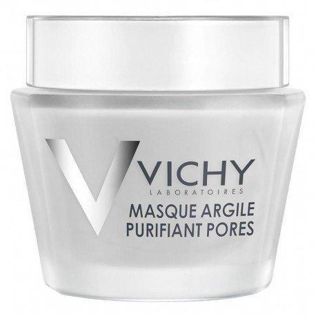 Vichy Masque Argile Purifiant Pores Pot 75 ml