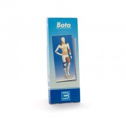 El-bota short Bandage anti-épicondylite sport inférieur à 30cm white/white t1
