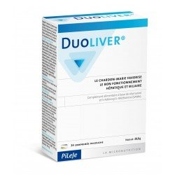 Pileje Duoliver 24 comprimés