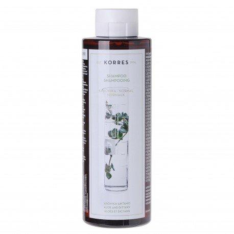 Korres Kh Shampoing Aloe & Dittany 250ml