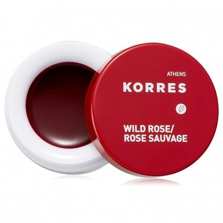 Korres maquillage lip butter rose sauvage 6g