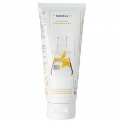 Korres Hair Apres-shampoing Tournesol et the de montagne Cheveux colores 250ml