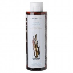 Korres Hair Shampooing Reglisse & ortie Cheveux gras 250ml
