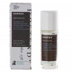 Korres Body Equisetum Anti-transpirant avec parfum 48h 30ml