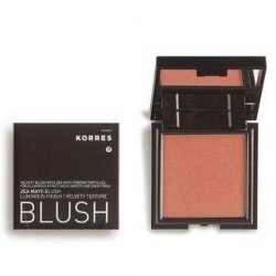 Korres Maquillage Blush Zea mays 44 Orange