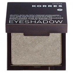 Korres Maquillage Sunflower/Primrose Ombre a paupieres Metallic grey 55