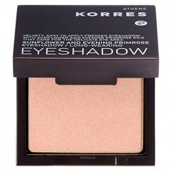 Korres Maquillage Sunflower/Primrose Ombre a paupieres Light pink 62