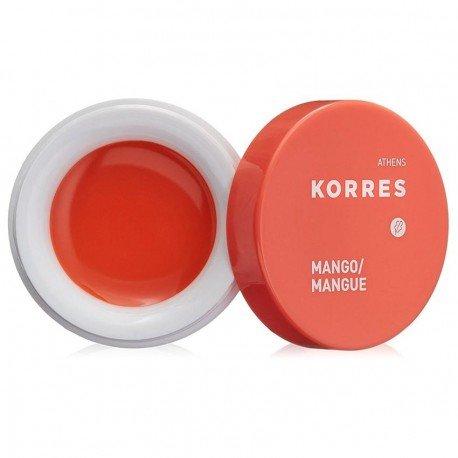 Korres Maquillage lip butter mango 6g