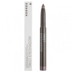 Korres Maquillage Ombre a paupieres Twist Black Volcanic Minerals 33 Grey brown
